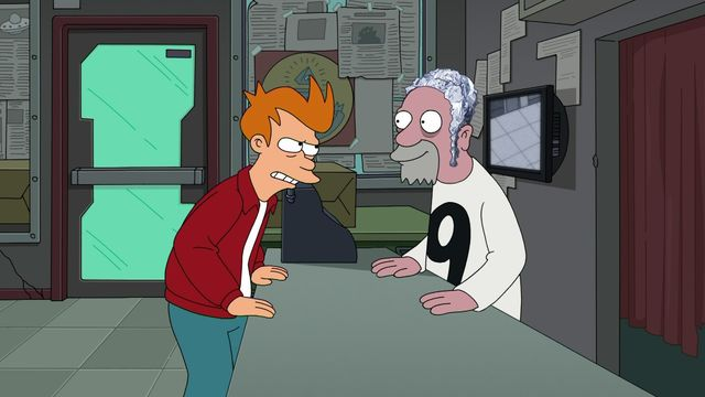Futurama Stream English